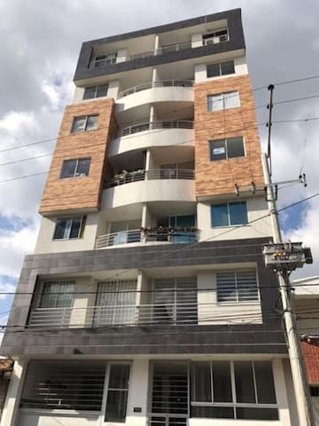 Cerca a todo! Close to everthing! - Bucaramanga - Appartement