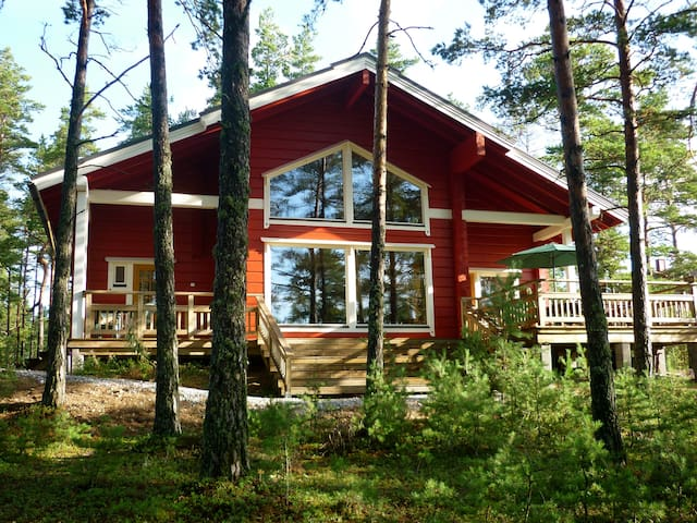 Strawberry Fields, Archipelago wood cottage. - Pargas - Vacation home