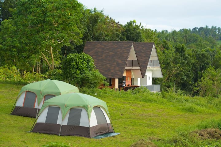 Glamping-Glamorous Camping in style - Taal