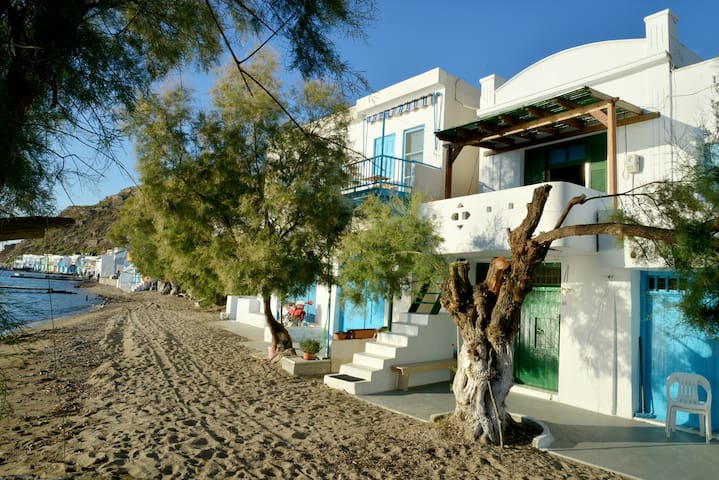 Milos Apartments Kardapis - Κλήμα, Μήλου