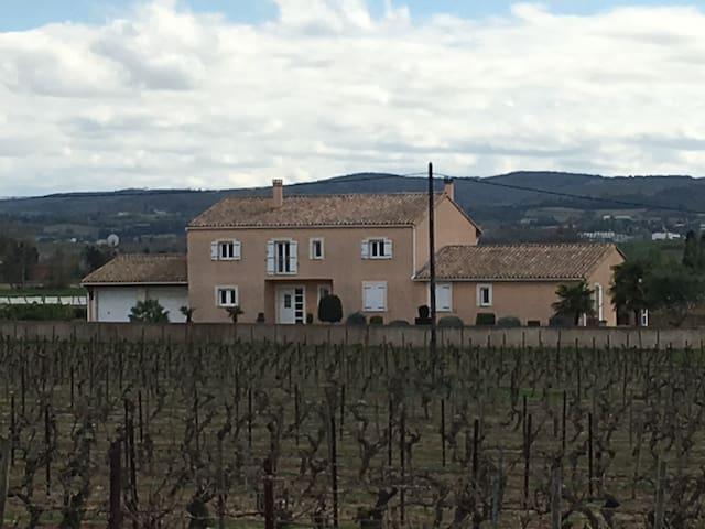 VILLA DE CHARME - CARCASSONNE - Sainte-Eulalie - Huis