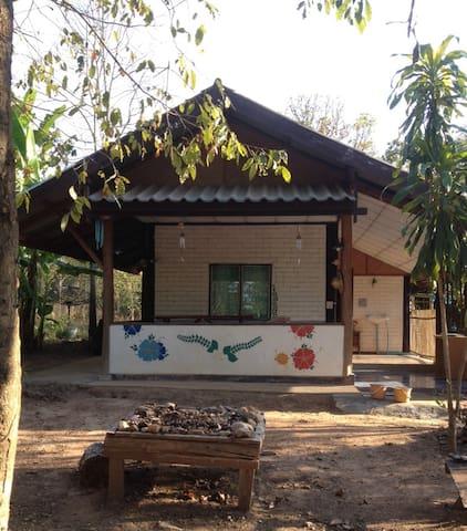 Tree House Homestay - Tambon Wiang Nuea - House