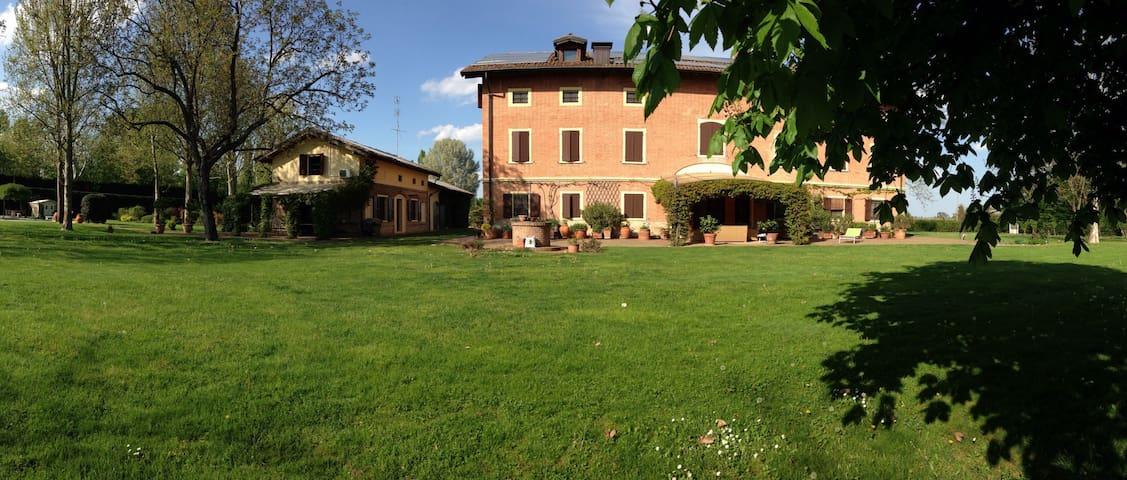 Elegante villa di campagna - Modena - Apartemen