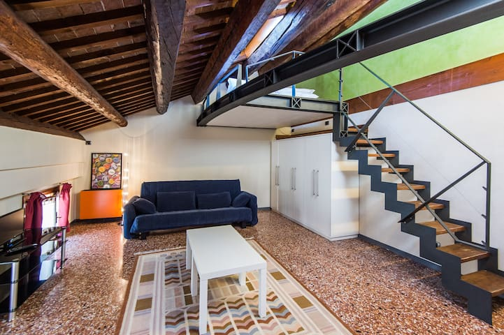 Loft Due Spade - Noale - Lägenhet