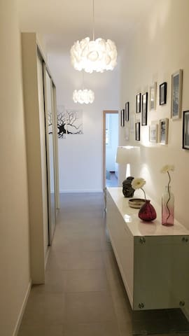 Appartement style loft très lumineux pour 6 pers - Volgelsheim - Appartement