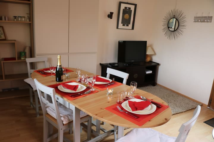 """Close to GRENOBLE : """"Apartment / house"""" for 4/5 p - Claix"""