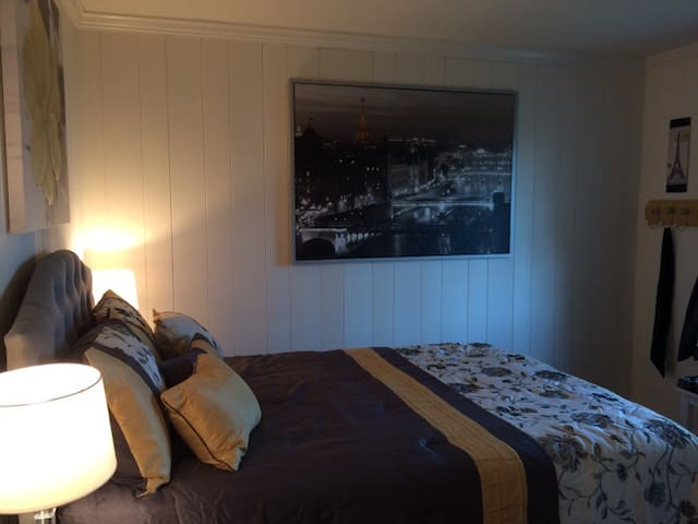 Charming Collingswood room with a river view - Collingswood - Hus