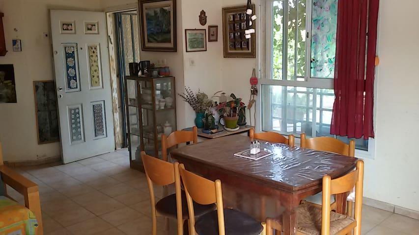 first appartment in Matan - matan - Huis