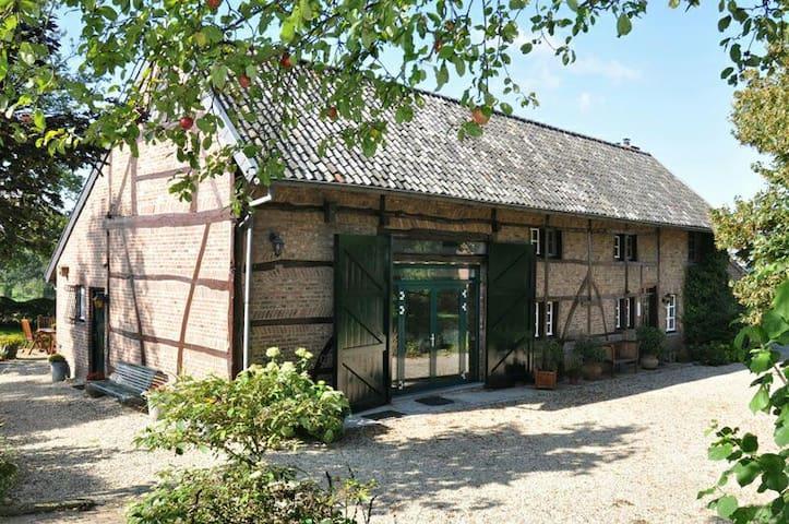 Vakantiewoning Hoevenelderhof Vijlen, Zuid-Limburg - Vijlen - Apartamento