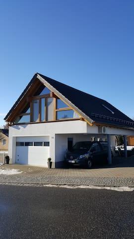 Ferienhaus in ländlicher Gegend - Gebenbach - Leilighet