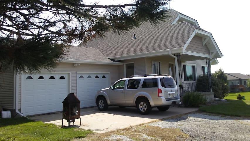 Country home - Omaha - Casa