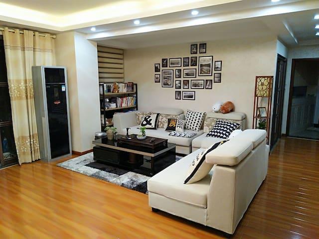 河西王府井繁华地段旁,高档社区,高品质的私密空间 - Changsha - Appartement