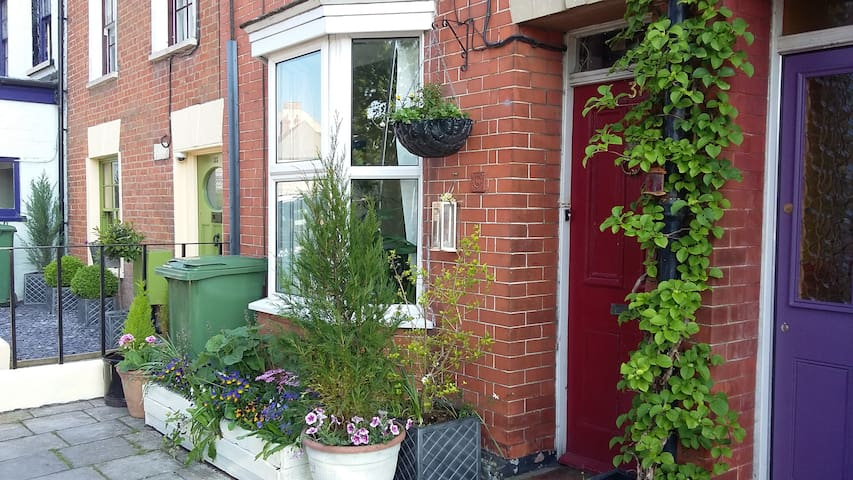 Guest Room in dog friendly house - Glastonbury