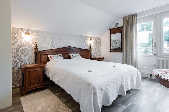 Three bedroom Apartment on first floor of villa - Hoorn - Apartamento