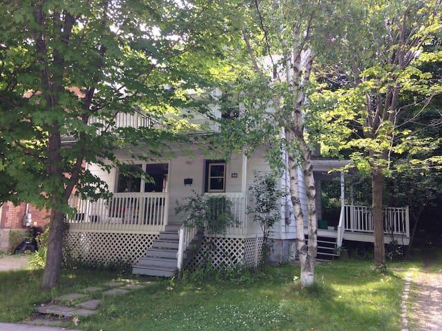 Belle maison style Victorien - Sherbrooke - Huis
