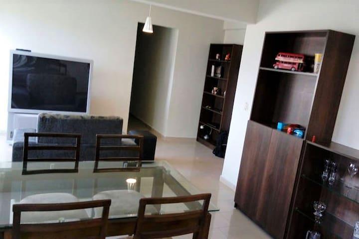 Apartamento CENTRO 1VAGA, Portaria24h, Cama Casal - São Bernardo do Campo - Daire