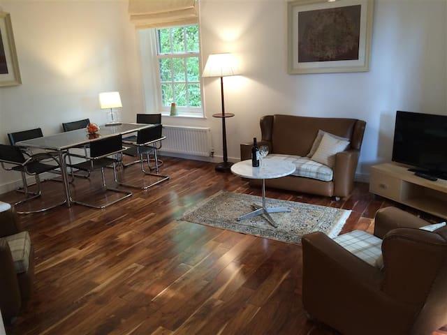 Elegant Durham City Apartment - Durham - Lägenhet