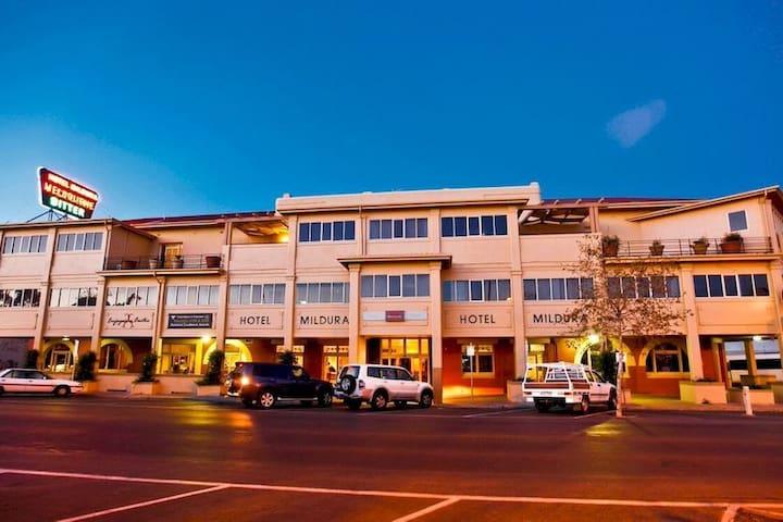 Hotel Mildura - Mildura - Butikhotel