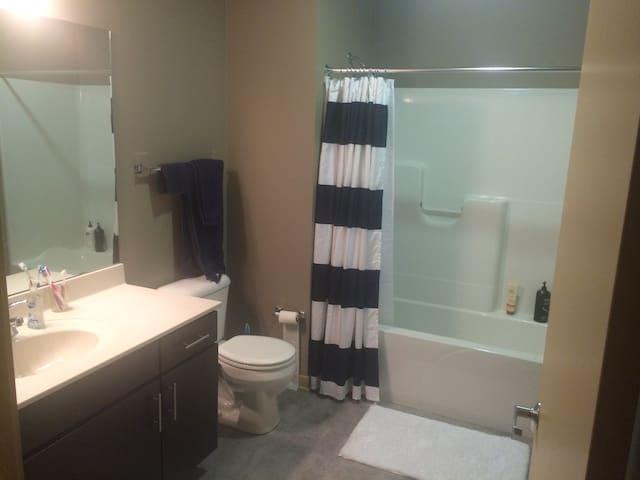 Beautiful 2 bedroom apartment-University Ave - Madison - Apartemen