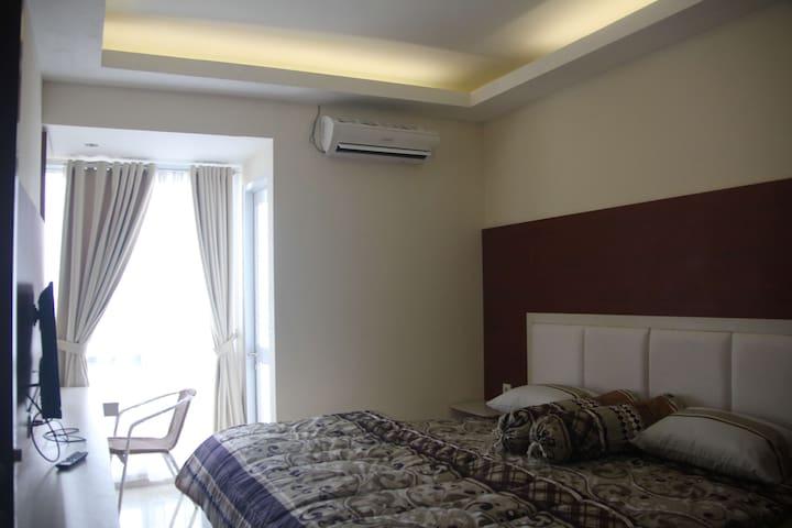 Cozy 2Bedroom Apt @Taman Melati Margonda (Near UI) - Beji - Departamento