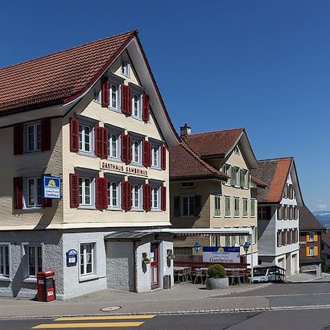 Kurort Walzenhausen - Walzenhausen - ゲストハウス