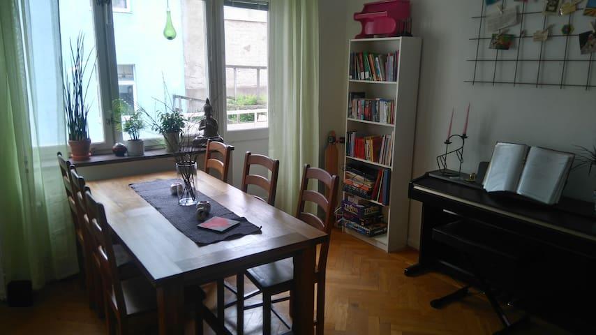 Nice apartment in the heart of Ystad - Ystad - Apartemen