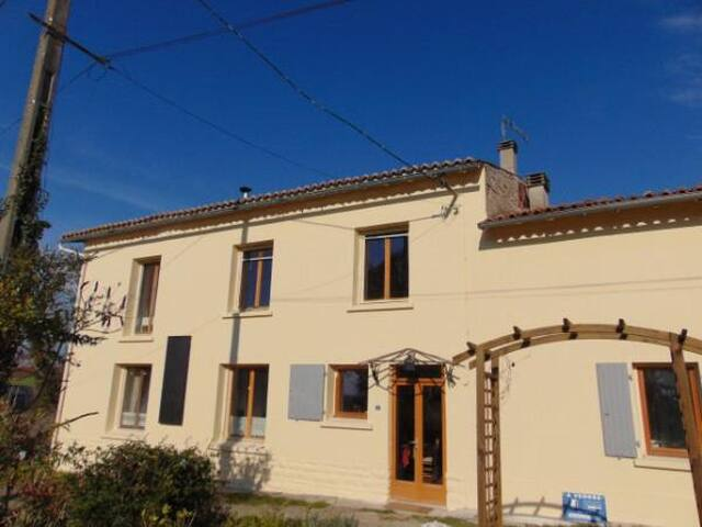 Sunny house in pretty countryside - Fontaine-Chalendray - Ev
