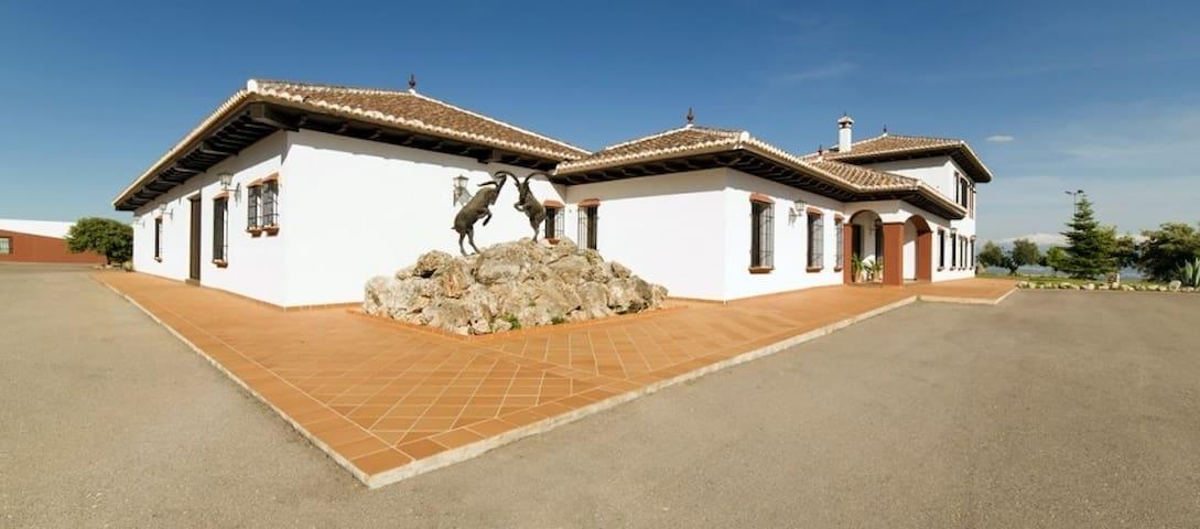 domaine berbe alto - Colomera - Villa