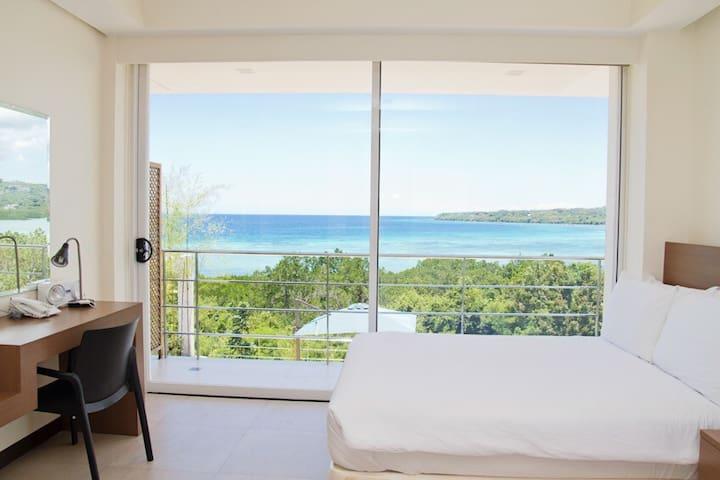 Beautiful Ocean View - Deluxe Room - Tagbilaran - Lägenhet