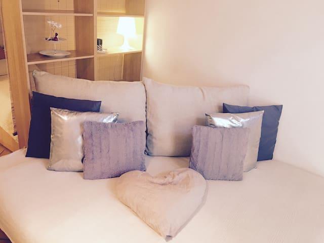 ❤5min to juliet's house+wifi❤ - Verona - Apartemen