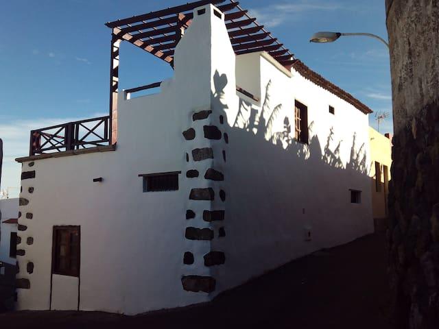 Charming house Garachico - Las Cruces - Hus