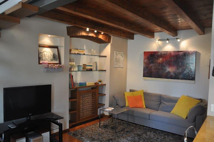 La casetta dell'artista - Bergame - Appartement