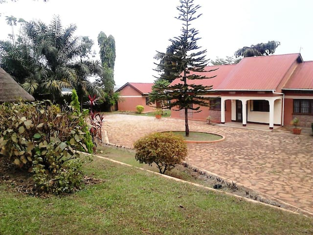 Vacation home Uganda - Namulanda - Huis