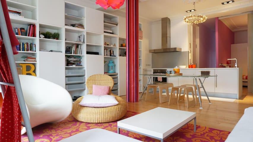 Apartamento en Burgos, pleno Centro - Burgos - Wohnung