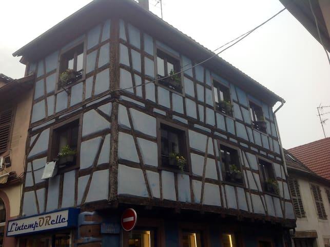Maison Bleue - Saverne