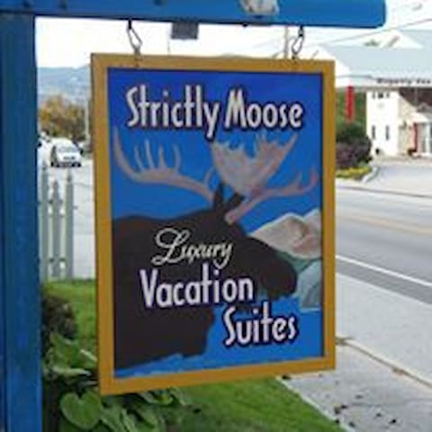 Strictly Moose Luxury Vacation Suites - Gorham - Andre