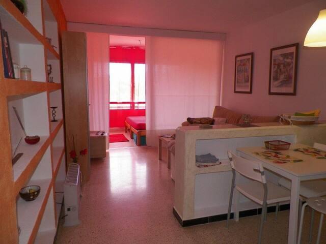 kleines Apartment, 1-3 Pers. 507 - Rotes Velles - Departamento