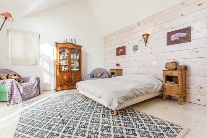 jolie chambre d'amis - Zimmersheim