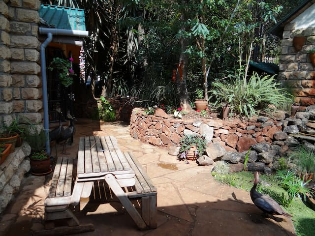 Cosy Flat annex in peaceful tree filled location - Nairobi - Service appartement