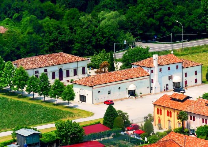 Villa Querini B strategic for visit Venice - Preganziol - Daire