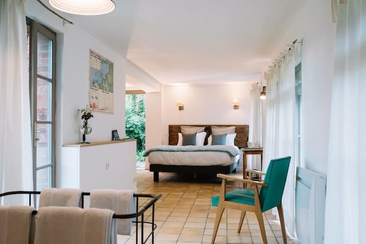 Le pré doré Chambres d'hôtes - Bonneville-la-Louvet - Daire