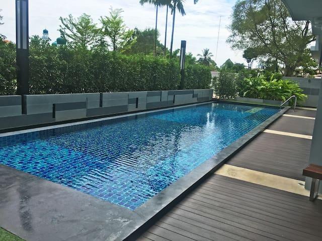 Seaview Comfort Apartment Enjoy The Time - Phuket - Byt