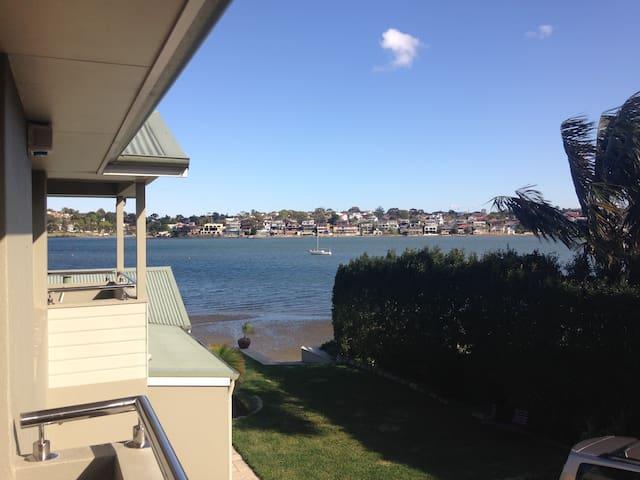Modern Waterfront Flat, Kogarah Bay - Sans Souci - Lägenhet