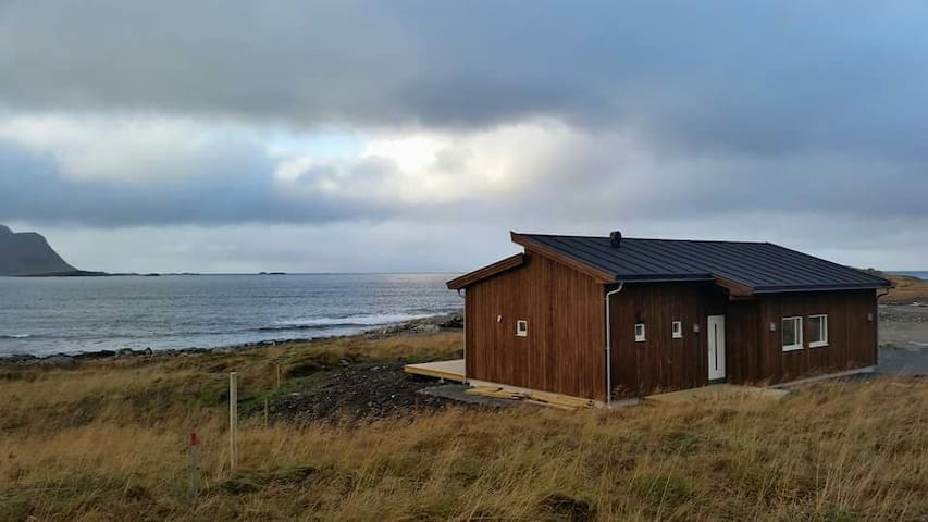 New cabin in beautiful surroundings - Lofoten, Ramberg - Kabin