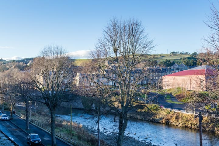 River View Apartment - Hawick - Daire