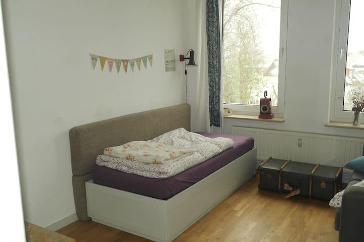 Wohnen mit Stil und Ruhe - Flensburg - Apartamento