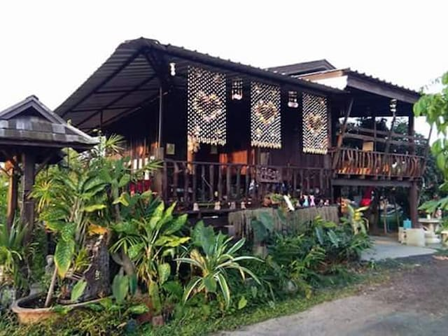 เดินดินดูดาว Farm Stay in orchard,Mother of nature - Thung Tom - Wohnung