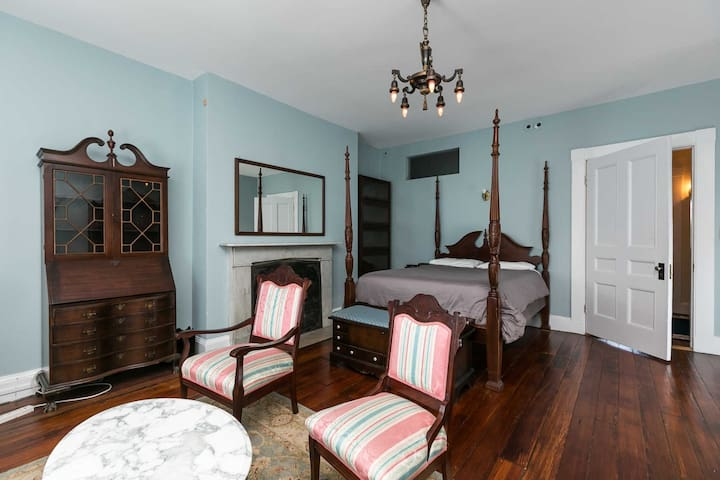 3b Historic Suites - Downtown Townh - Baltimore - Bed & Breakfast