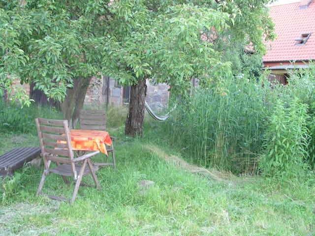 Gemütliches Häuschen in der Uckermark - Flieth-Stegelitz - Maison