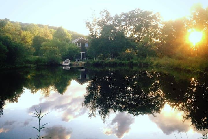 Buffalo Hill Retreat - Brooktondale